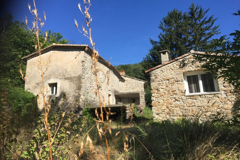 Photo Propriété Saint-Roman-de-Codières   achat propriété  3 chambres   200m²