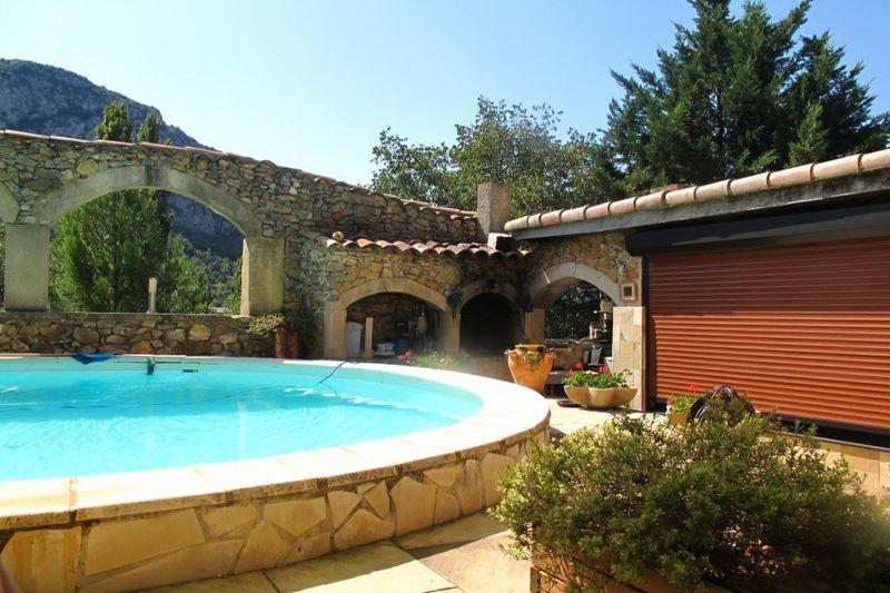 Photo Propriété Saint-Jean-de-Buèges   achat propriété  4 chambres   165m²