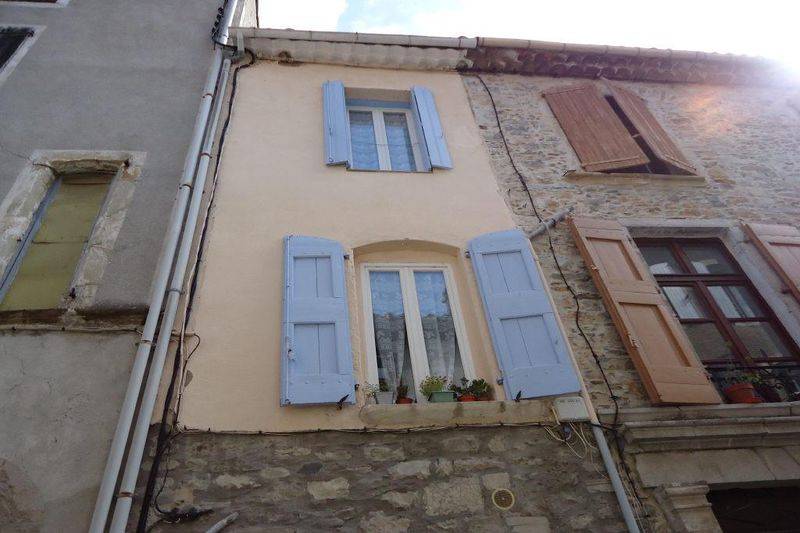 Photo Maison de village Sumène   achat maison de village  3 chambres   52 m²