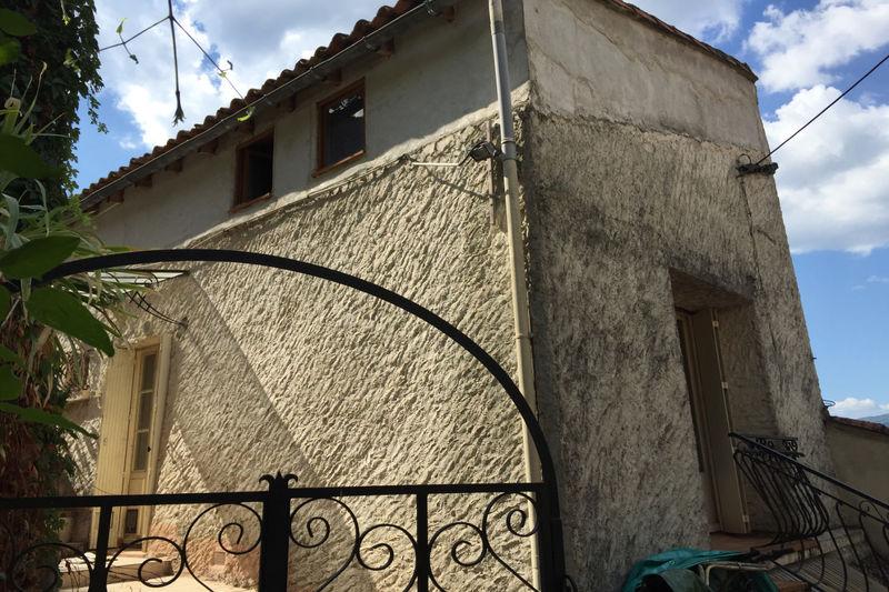 Photo Maison de village Laroque   achat maison de village  2 chambres   55m²