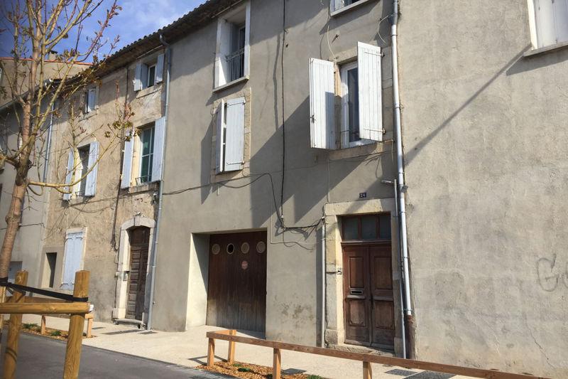 Photo Appartement Ganges   achat appartement  2 pièces   79m²