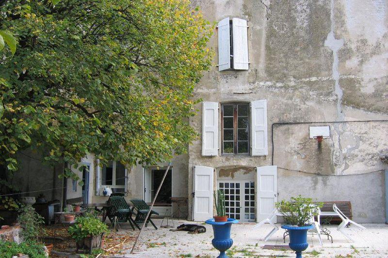 Photo Maison de maître Avèze Proche le vigan,   achat maison de maître  4 chambres   272m²