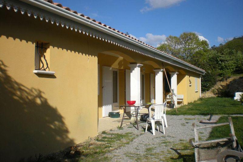 Photo Villa Saint-Hippolyte-du-Fort   achat villa  3 chambres   135m²