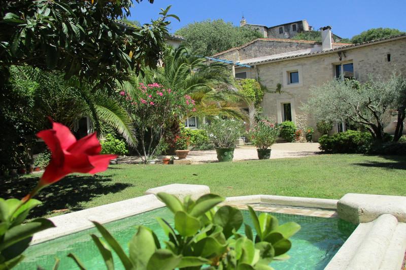 Photo Maison en pierre Teyran 10 km montpellier nord,   achat maison en pierre  5 chambres   300m²