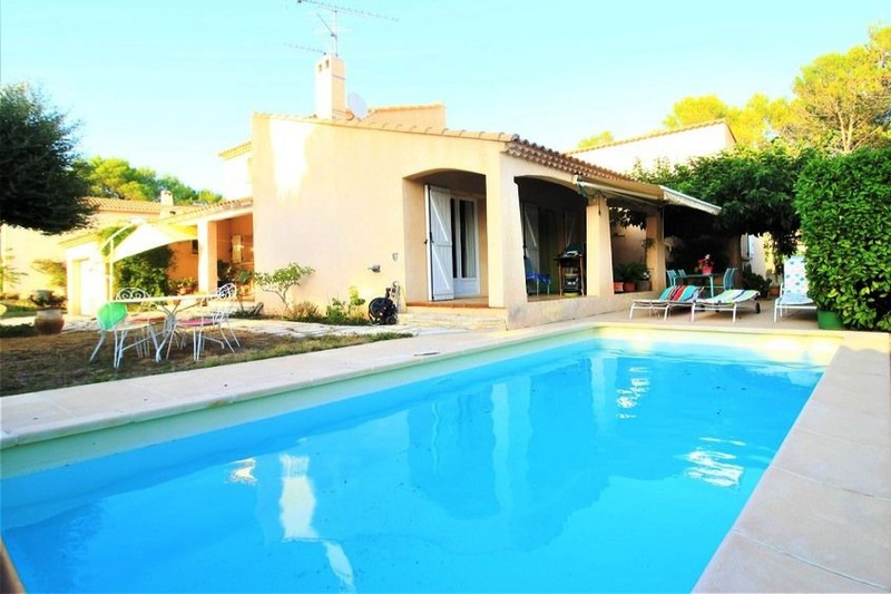 Photo Villa Teyran   achat villa  5 chambres   185m²
