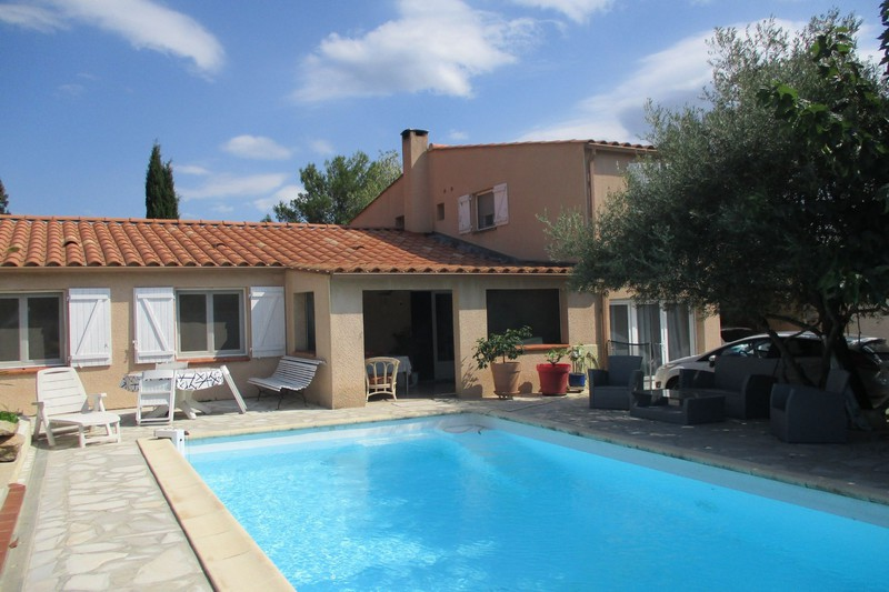 Photo Villa Teyran   achat villa  6 chambres   142m²