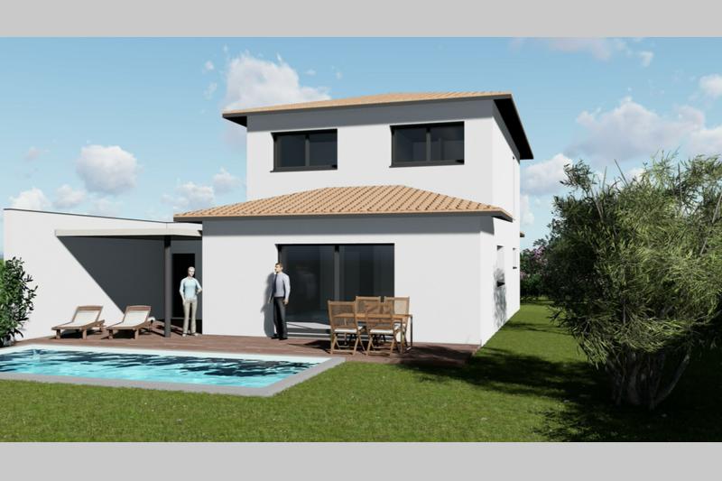 Photo Villa Teyran   achat villa  4 chambres   125m²