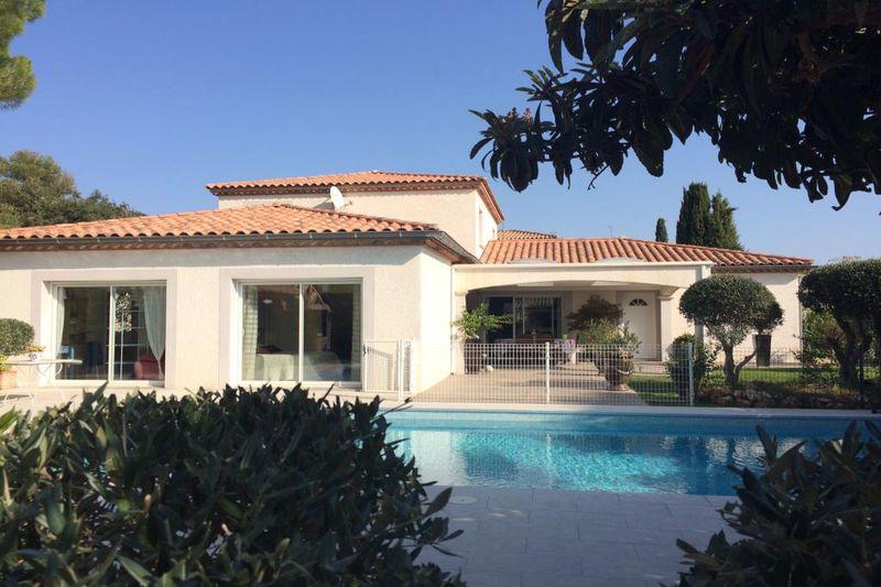 Photo Villa Teyran   achat villa  5 chambres   220m²