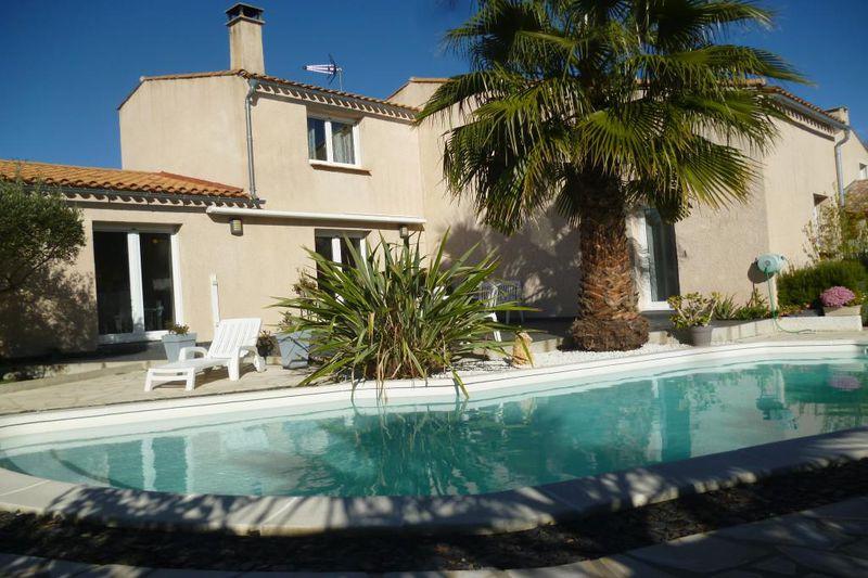 Photo Villa Teyran   achat villa  4 chambres   144m²