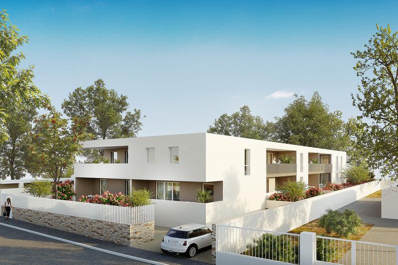 Photo Appartement Castelnau   achat appartement  2 pièces   39m²