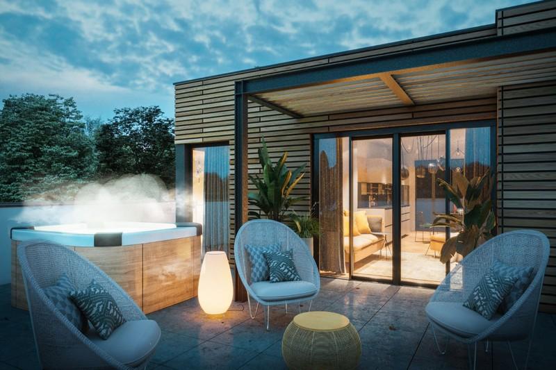 Photo Duplex Castelnau-le-Lez   achat duplex  4 pièces   106m²