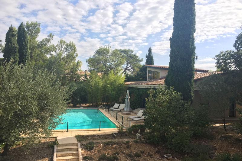 Photo Villa Montpellier Iv seigneurs,   achat villa   150m²