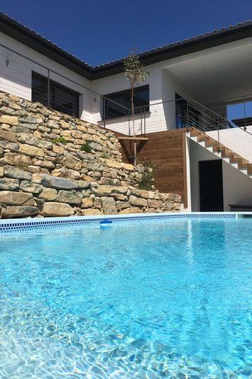 Photo Maison contemporaine prox teyran Prox teyran,   achat maison contemporaine  4 chambres   162m²