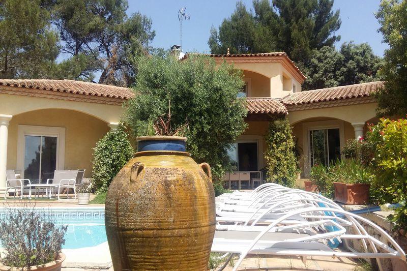 Photo Villa Castelnau-le-Lez   achat villa  4 chambres   200m²