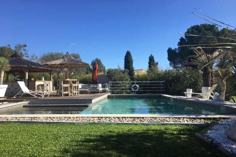 Photo n°8 - Vente maison contemporaine Castelnau-le-Lez 34170 - 1 045 000 €