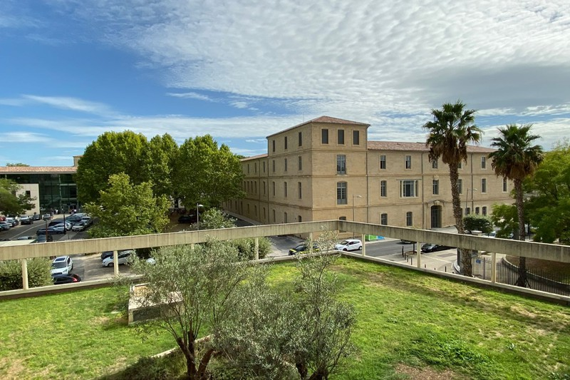 Photo Appartement Montpellier Centre-ville,  Location appartement  3 pièces   79m²
