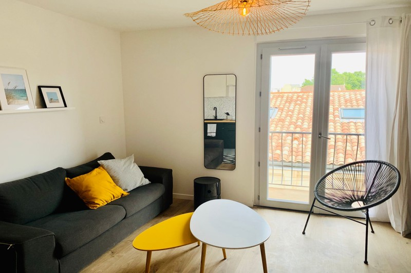Photo Appartement Montpellier Saint roch ,  Location appartement  1 pièce   24 m²