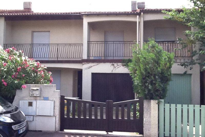 Photo Maison Montpellier  Location maison  3 chambres   105m²