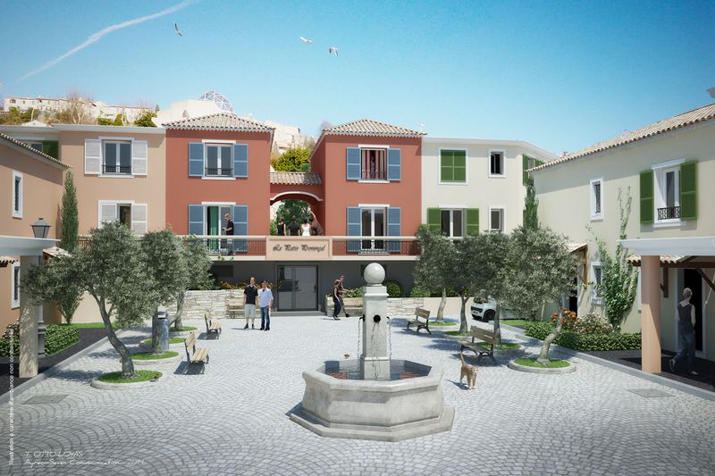 House La Gaude Centre-ville,   to buy house  3 bedroom   72 m²