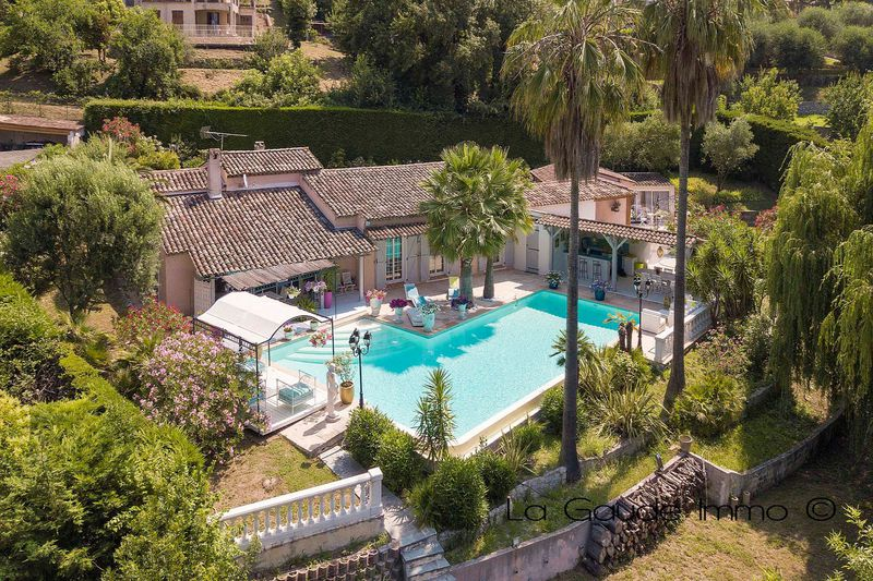 Villa Saint-Paul-de-Vence   to buy villa  5 bedroom   225 m²