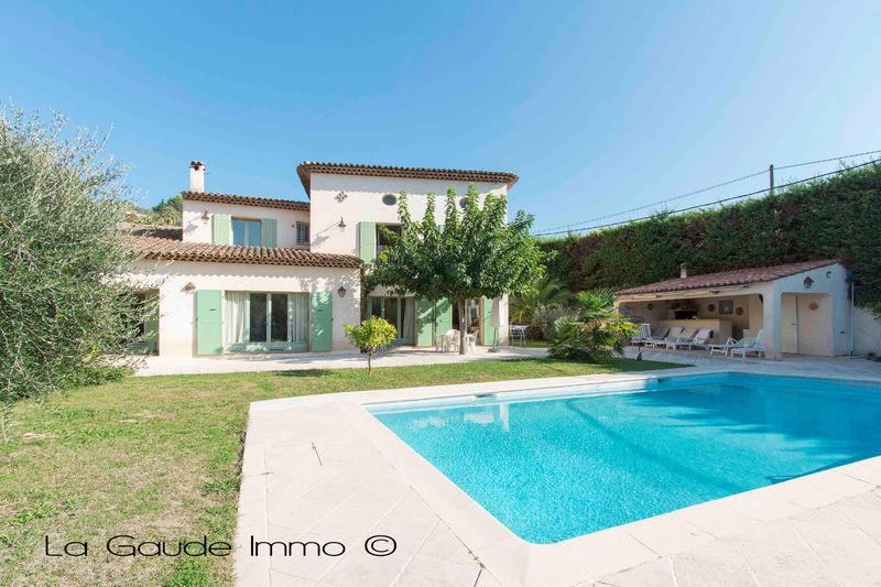 Villa Saint-Paul-de-Vence   achat villa  4 chambres   200m²
