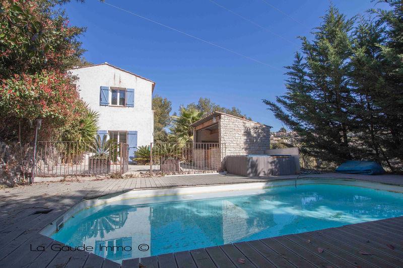 Photo Villa La Gaude   achat villa  3 chambres   120m²