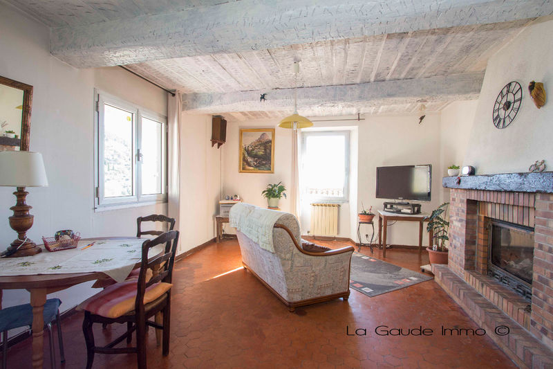 Photo n°4 - Vente maison de village Saint-Jeannet 06640 - 495 000 €