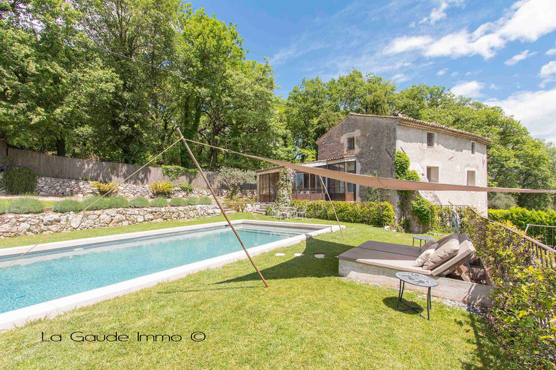 Photo Bergerie Saint-Jeannet   to buy bergerie  4 bedroom   200 m²