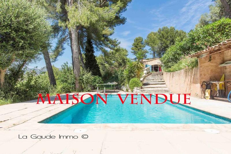 Maison La Gaude   achat maison  4 chambres   155m²