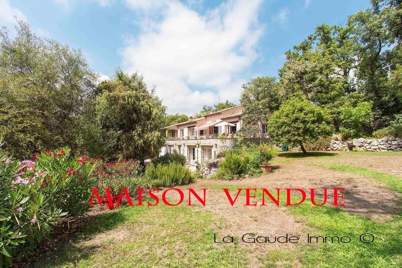 Maison La Gaude   achat maison  5 chambres   215m²