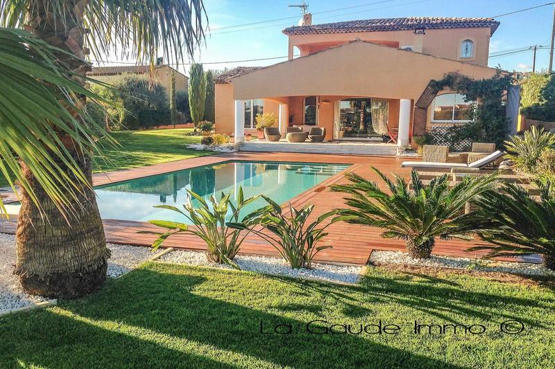Photo Villa Cagnes-sur-Mer   achat villa  4 chambres   200m²