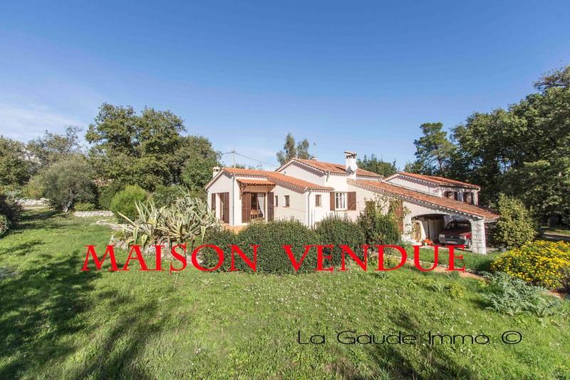 Photo Maison La Gaude   achat maison  3 chambres   120m²