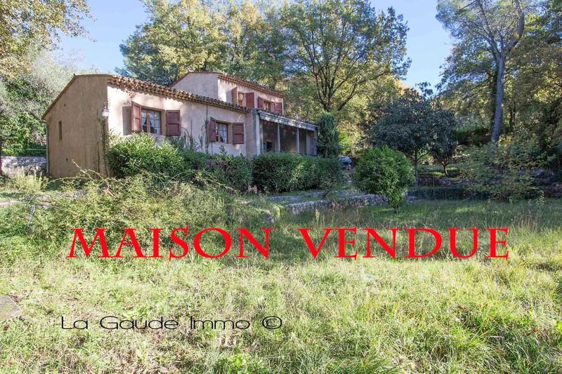 Photo Maison La Gaude   achat maison  3 chambres   101m²