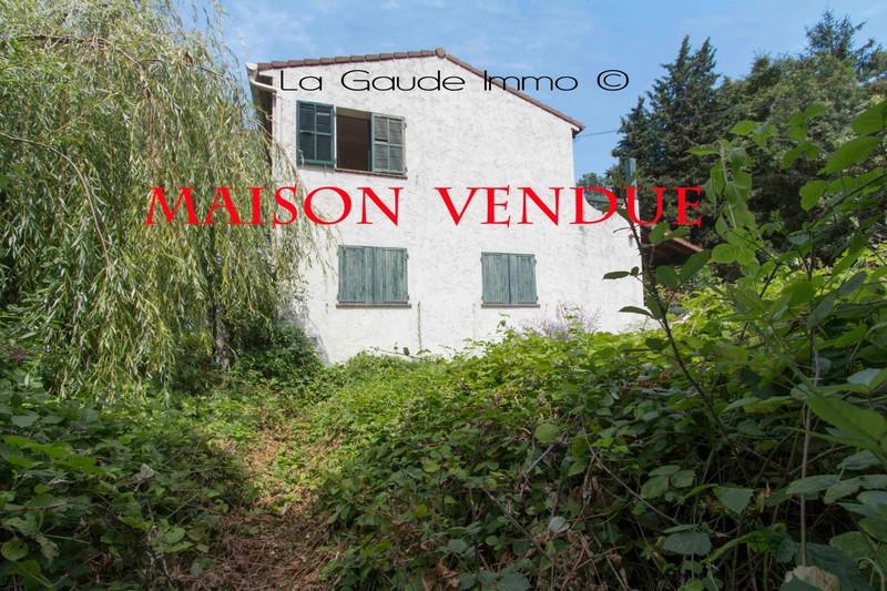 Maison La Gaude   achat maison  3 chambres   104m²