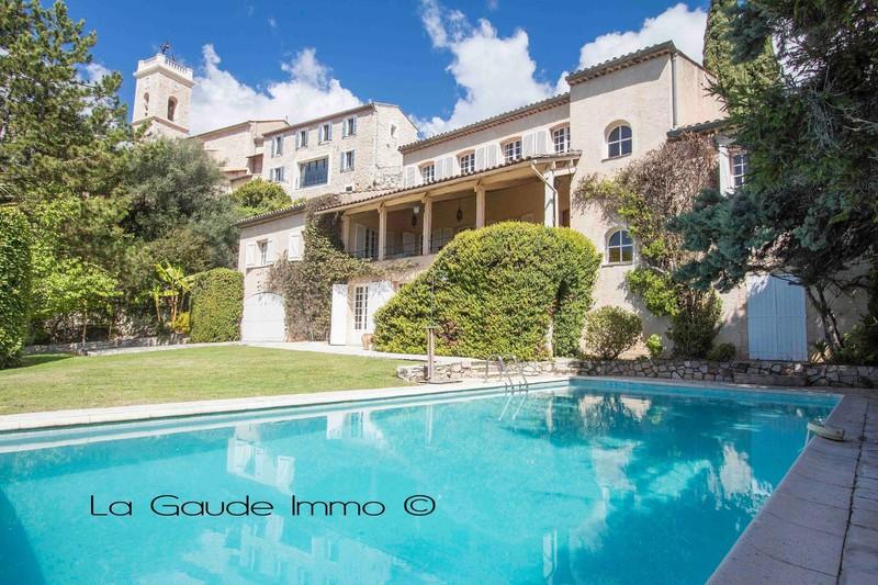 Maison La Gaude   achat maison  6 chambres   320m²