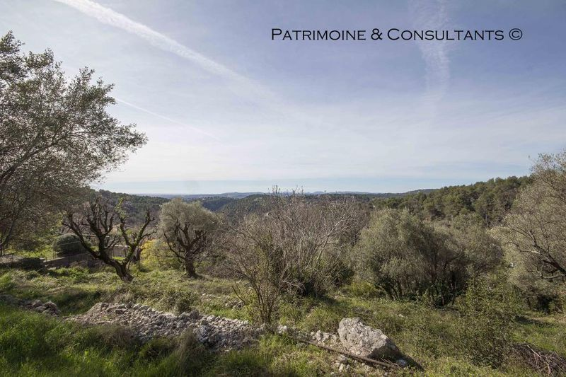 Building land La Gaude Village,   to buy building land   930 m²