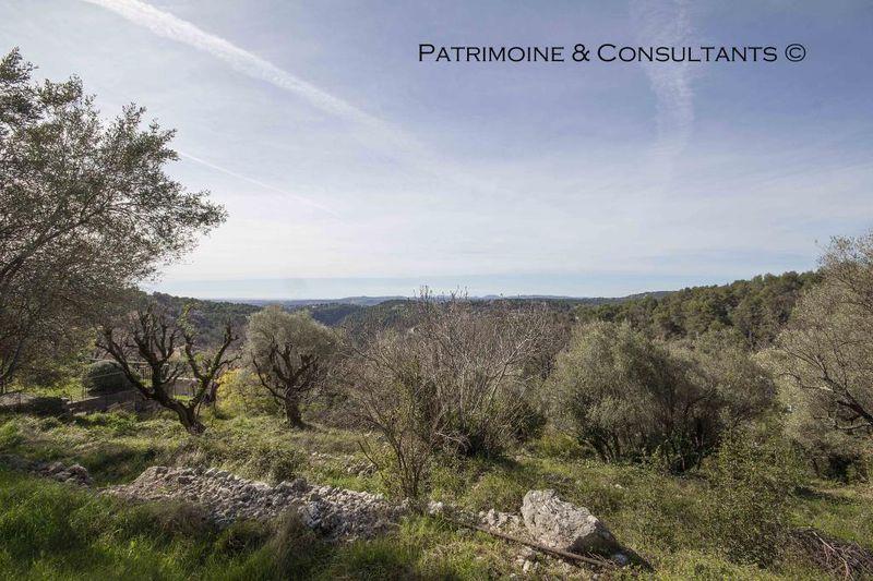 Terrain constructible La Gaude Village,   achat terrain constructible   930m²