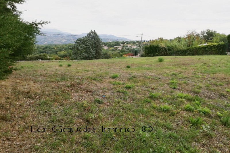 Photo Terrain La Gaude   achat terrain   1569m²