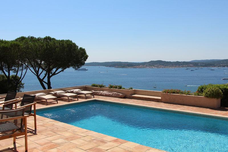 Villa Grimaud Proche plages,  Vakantieverhuur villa  6 slaapkamers   225m²