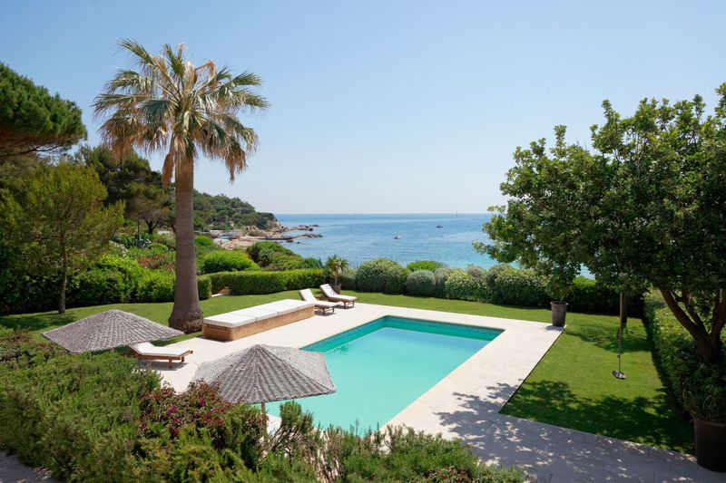 Photo Home marina Ramatuelle Bord de mer,  Vacation rental home marina  4 bedrooms   200 m²