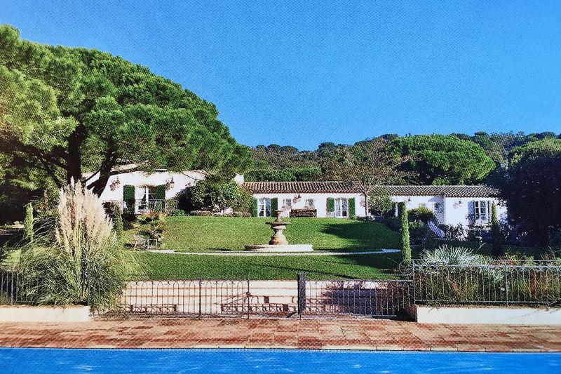 Villa provençale Ramatuelle Secteur l'oumède,  Location saisonnière villa provençale  6 chambres   450m²