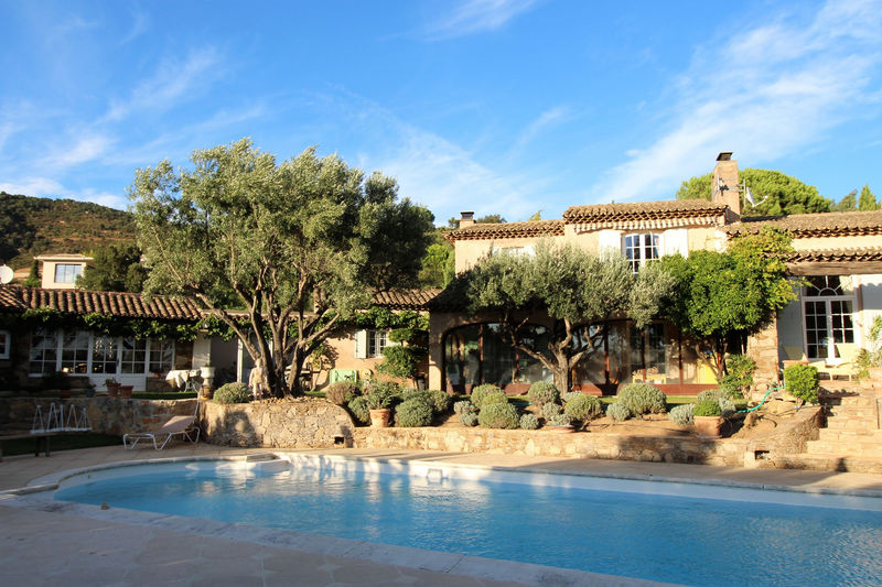 Photo Bastide Grimaud Proche plages ét golf!,   to buy bastide  4 slaapkamers   260 m²