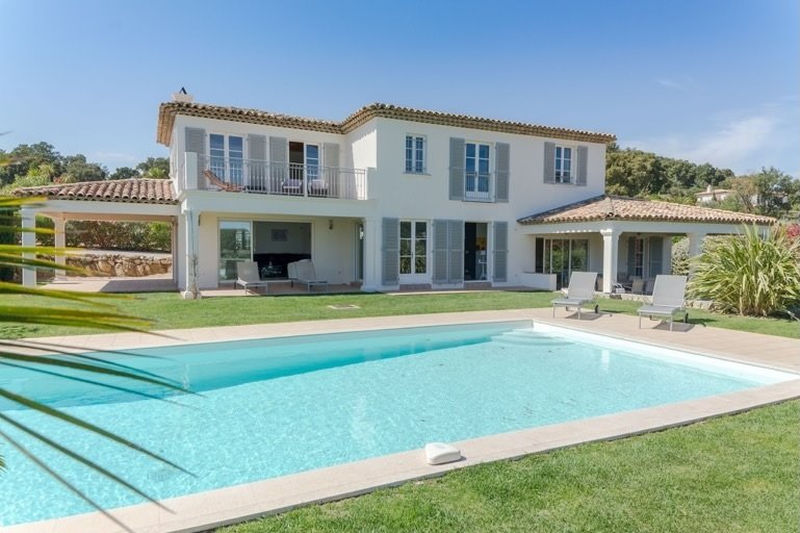 Photo Villa Grimaud Proche plages ét golf!,   to buy villa  4 bedrooms   230 m²