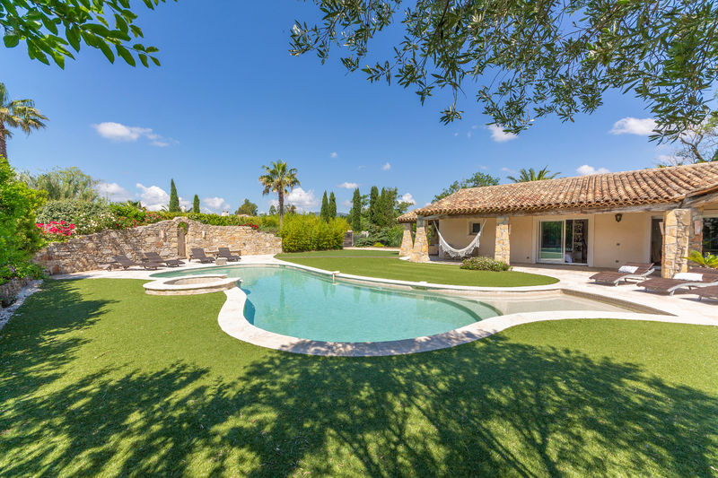 Photo Villa Grimaud Proche village,   to buy villa  4 bedrooms   356 m²