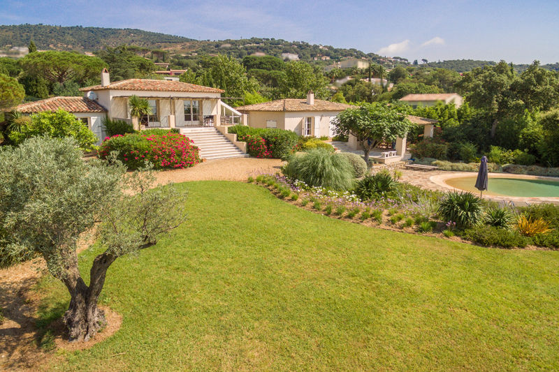 Photo Villa Grimaud Beauvallon golf et plages,   to buy villa  5 bedrooms   250 m²