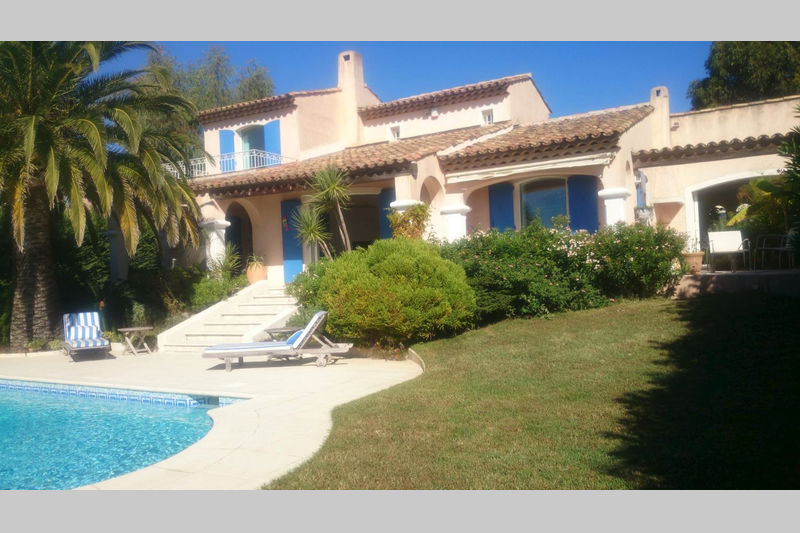 Photo Villa Grimaud Proche plages ét golf!,   to buy villa  5 bedrooms   175 m²