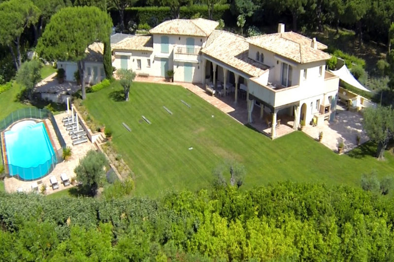 Villa Saint-Tropez Les parcs de saint tropez,   to buy villa  8 bedrooms   450 m²