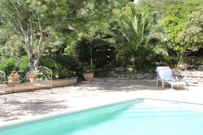 Villa provençale Sainte-Maxime Plage de la nartelle,   achat villa provençale  5 chambres   180m²
