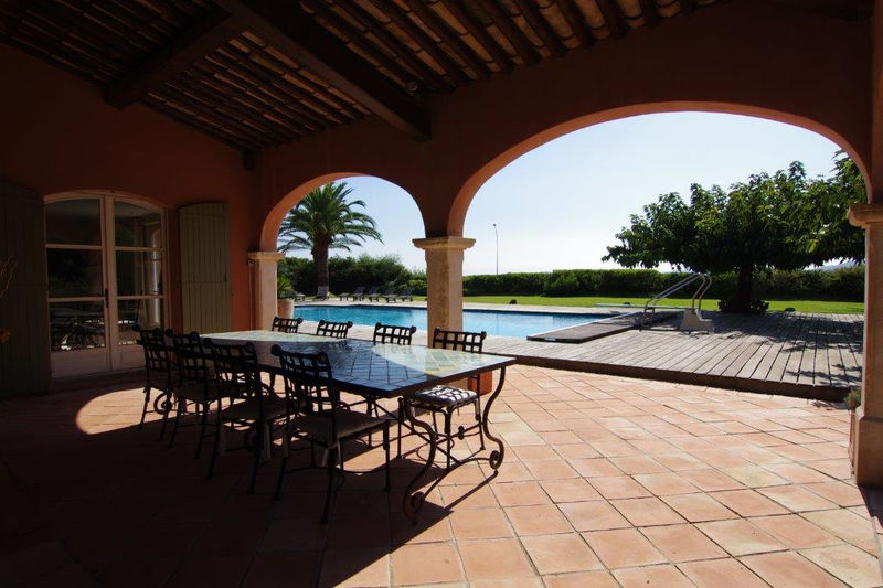 Photo n°6 - Vente Maison villa provençale Grimaud 83310 - 3 900 000 €
