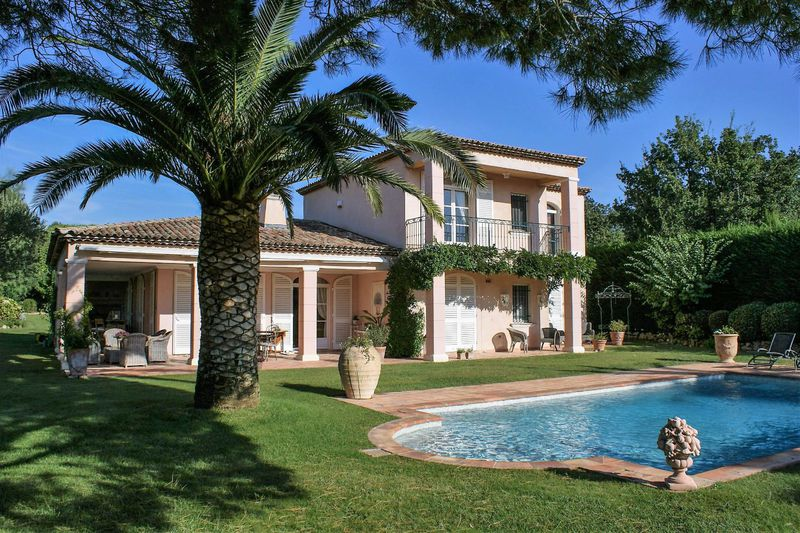 Photo Villa Grimaud Proche centre ét plages!,   to buy villa  4 bedrooms   165 m²